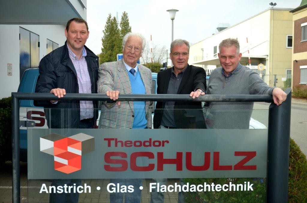 Theodor Schulz - Glas Anstrich Flachdach - Münster